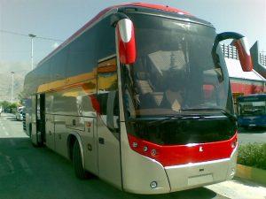 Mens en Meer buschauffeur
